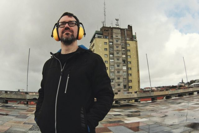 John Grzinich, photograph by Goncalo Velho