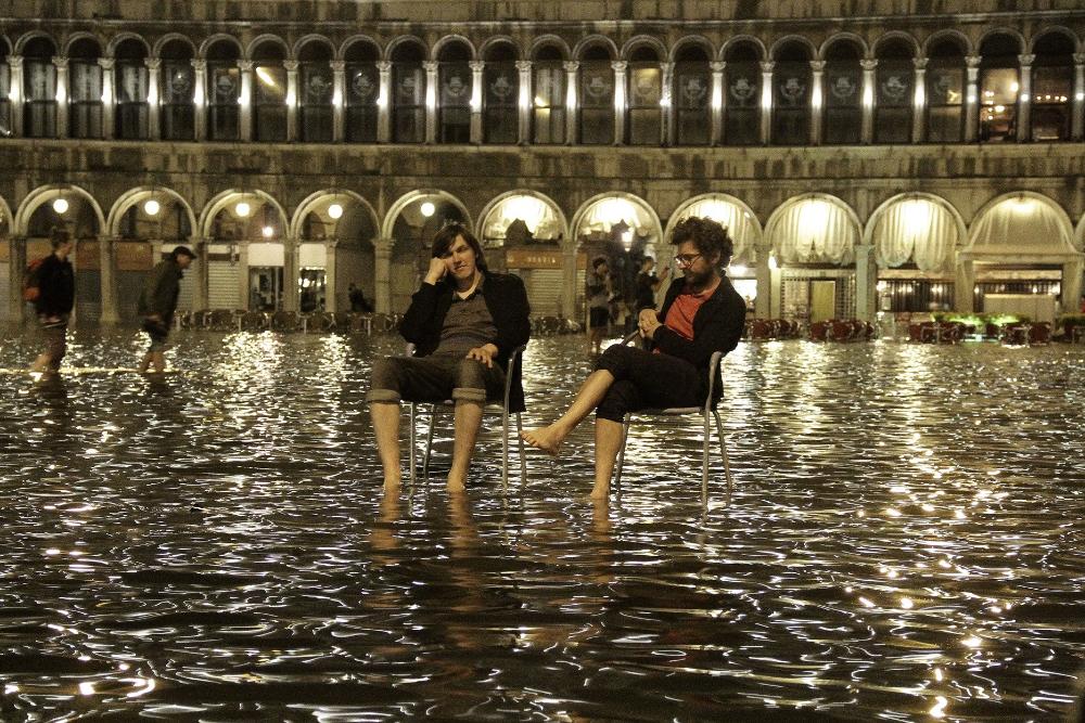Venice, April, 2013