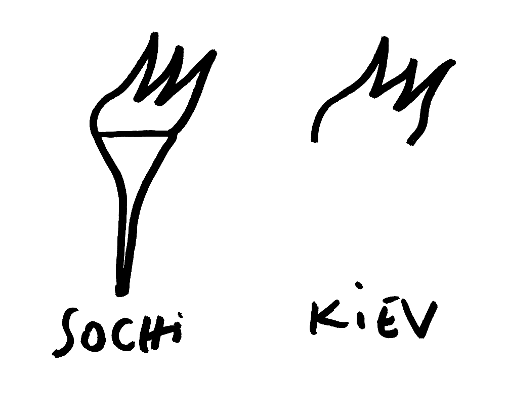 kiev sochi 2014