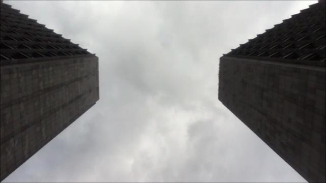 Kati Saarits, City Rituals, video still, 2014