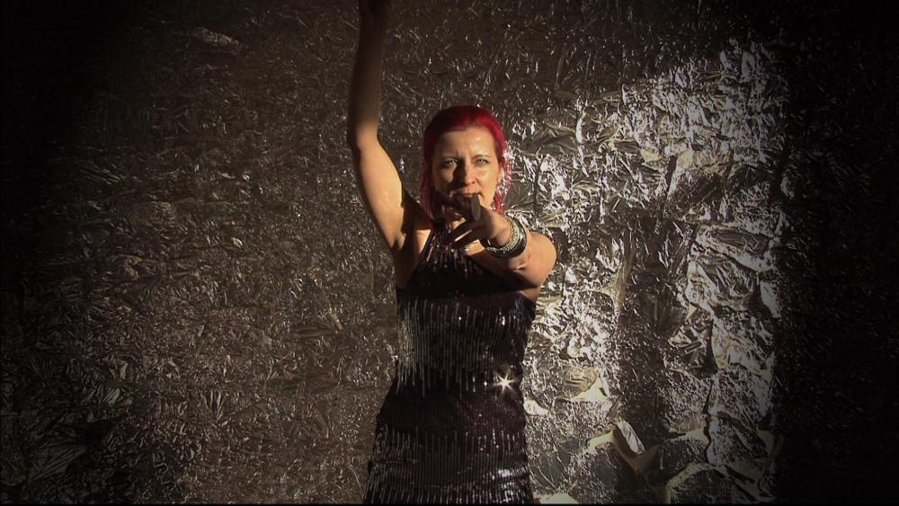 Jurga Barilaitė, Abracadabra Counting Rhyme, 2014, videoperformance