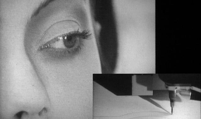 Detail from Harun Farocki, Interface (Schnittstelle), 1995. © Harun Farocki