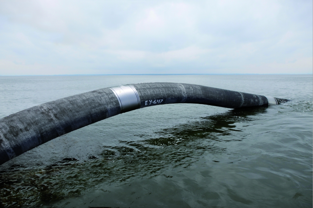Nord Stream Bend