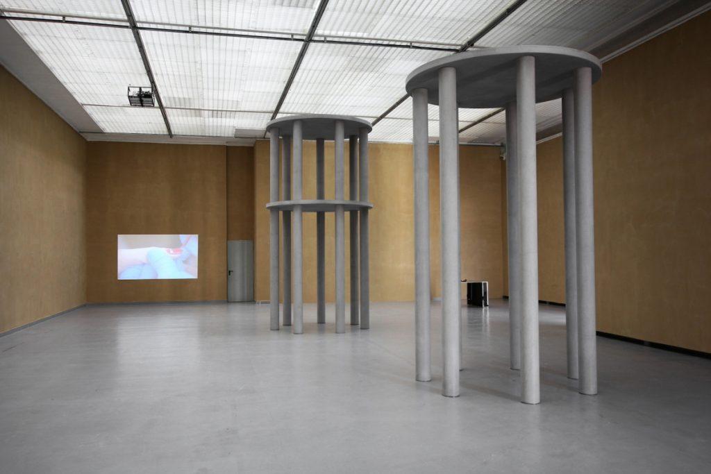 Antanas Gerlikas, Dunes, exhibition view at CAC, Vilnius, 2016. Pfotography: Artnews.lt