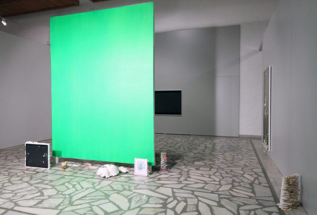Alma Heikkilä, Microbiota, installation, 2016