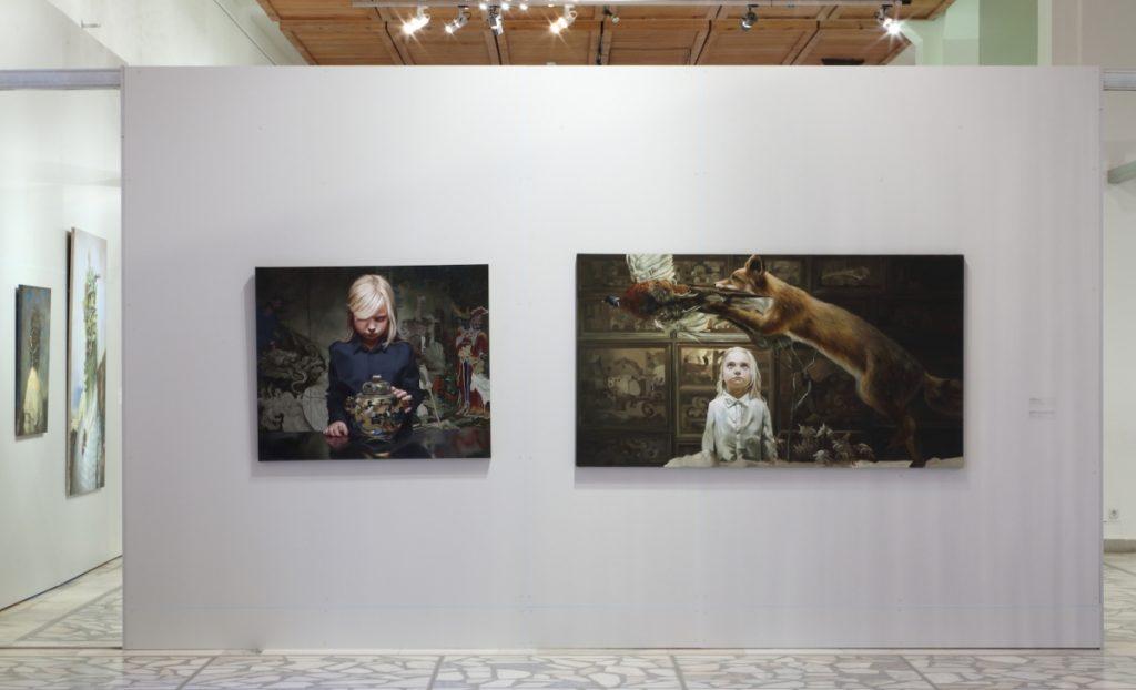 Markus Åkesson, Sleepwalker, 2015. The Room of Life and Death, 2014