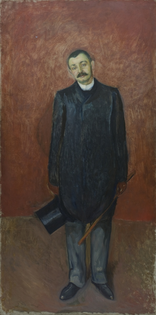 Munch Edvard Portrett av advokat Ludvig Meyer TKM 159 (1)
