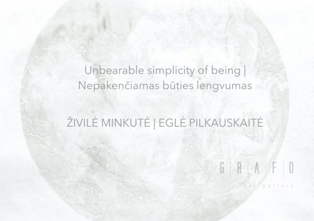 Poster_ Unbearable simplicity of being