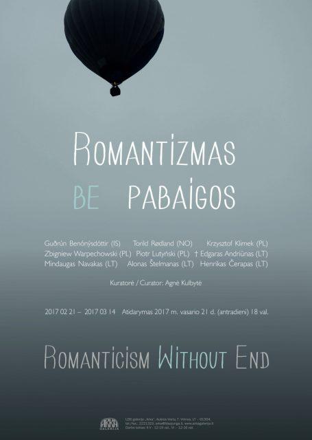 Romanticism without end