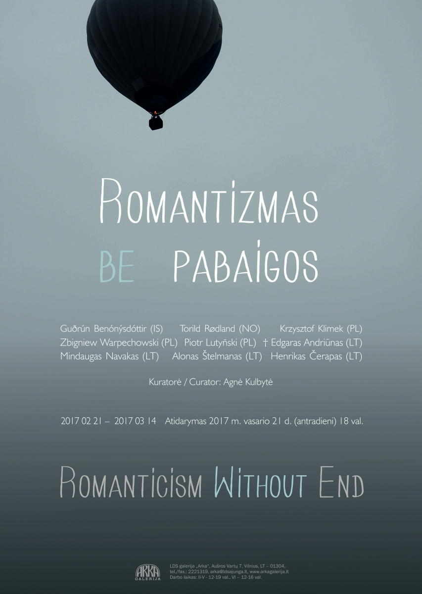 Romanticism without end