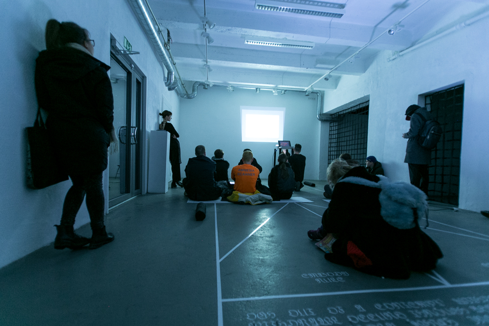 'Zones of Indistinction', opening night. Photo: Marianna Gunja