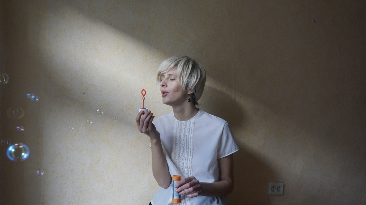 Vika Eksta (Latvia), from series 'Snakes and Ladders' (2015-2017)