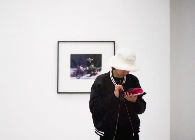 Wolfgang Bender, untitled, MUMOK, Vienna, 2015, (detail) (1)