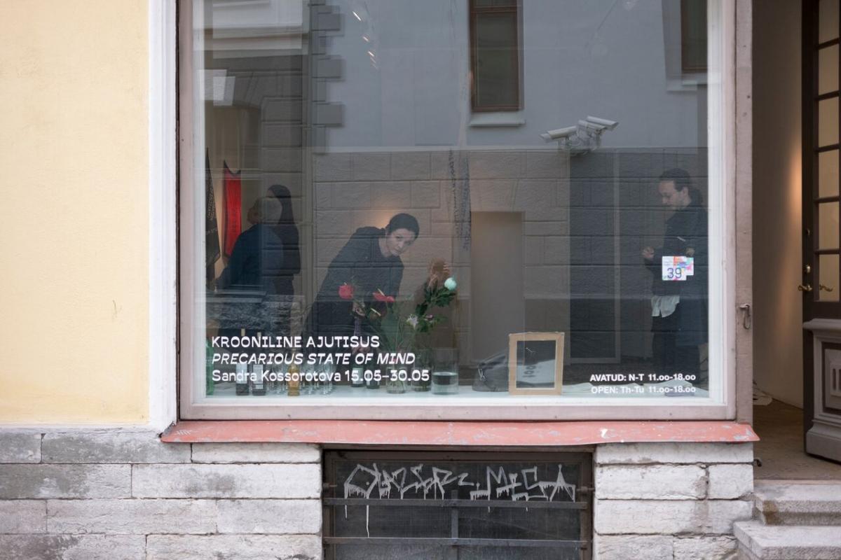 Applied arts gallery Hop (Hobusepea 2, Tallinn)