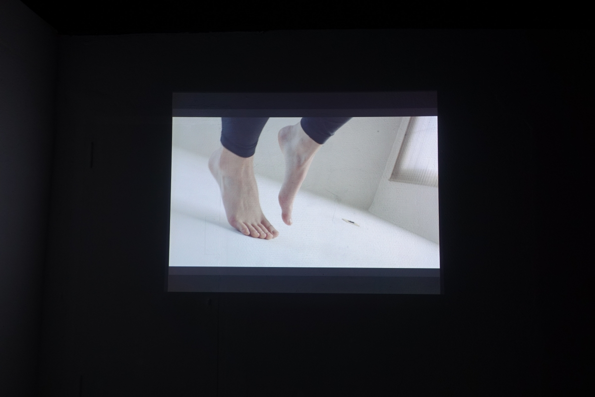 _Weightlessness_Weightiness_ Video. Photo by Anna Kaarma