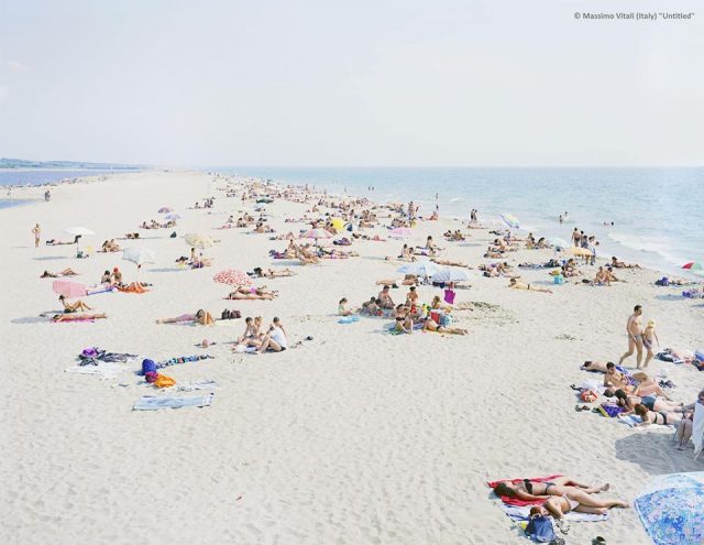 "Massimo Vitali (Italy) ""Untitled"""