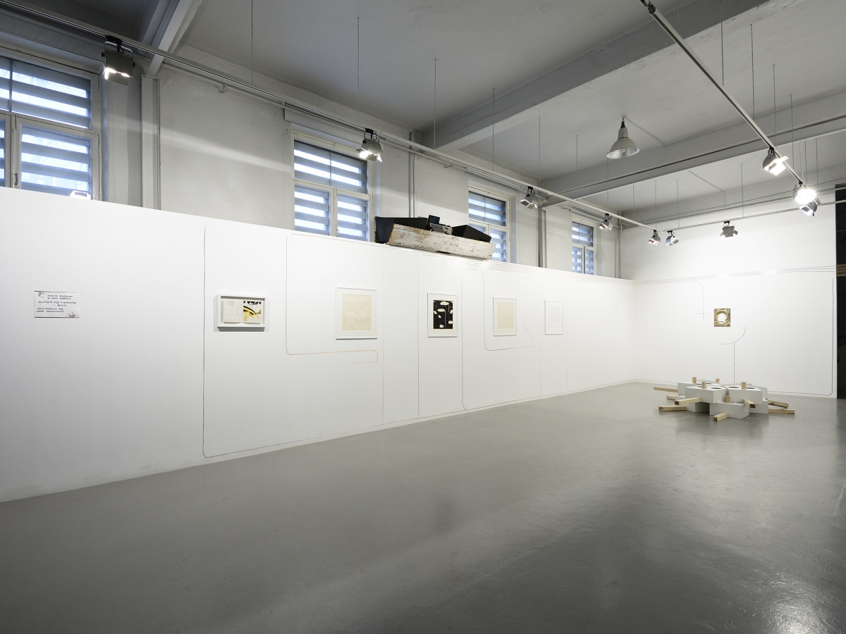 Euroland, exhibition view, Temnikova & Kasela Gallery, 2017