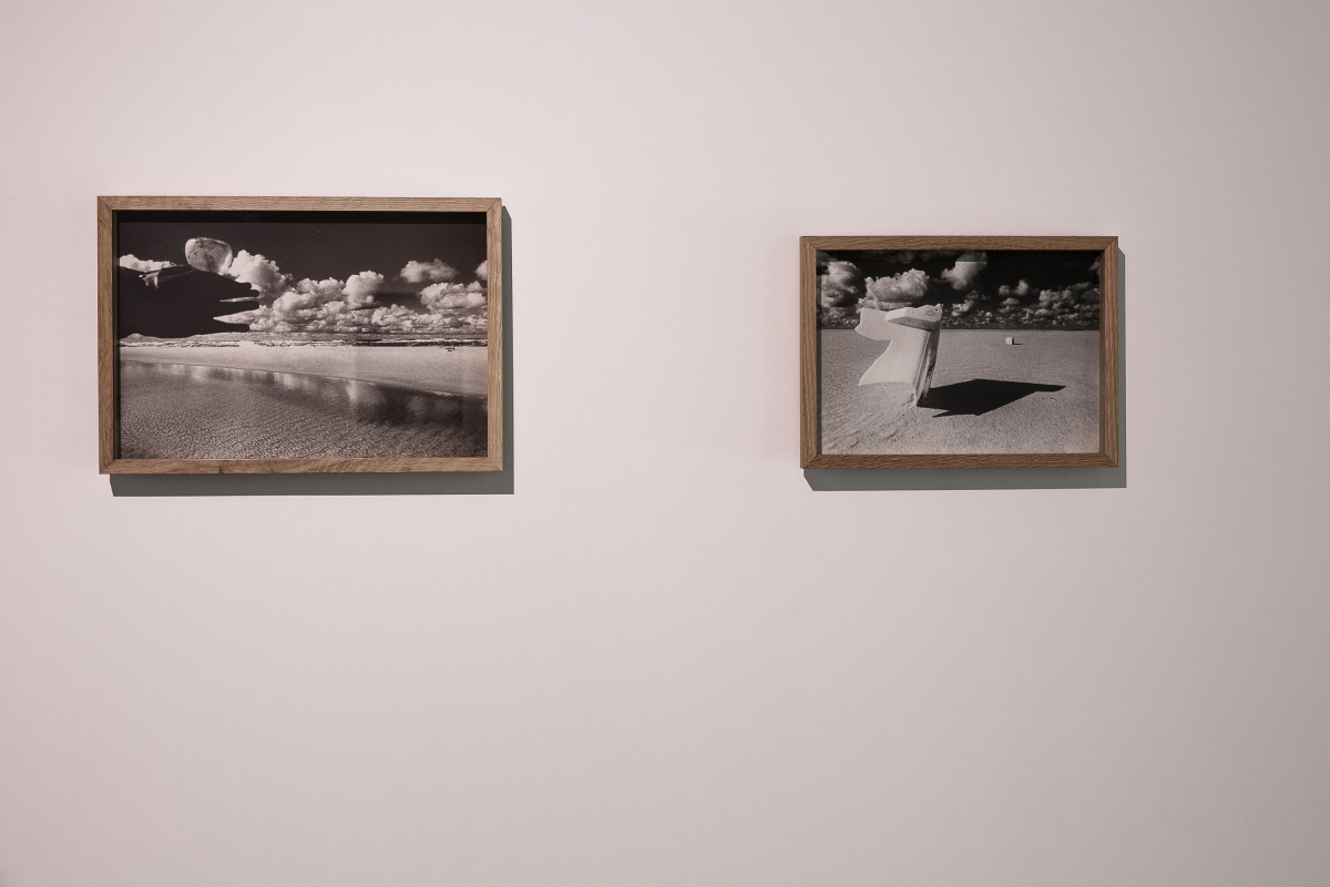 Virgilijus Šonta, Things and Forms, silver gelatin print on archival paper, 27× 40 cm, 1978