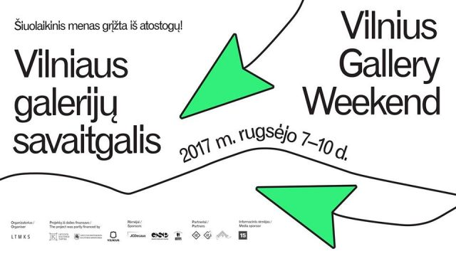 vilnius gallery weekend