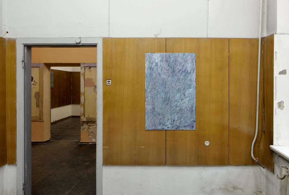 Irisa Erbse 1: Īrisa Erbse – Untitled, 2017