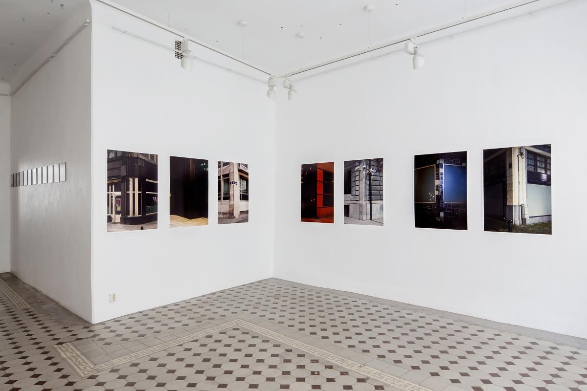 Exhibition 'Memory-Sensitive' by Tarvo Varres at Draakon Gallery
