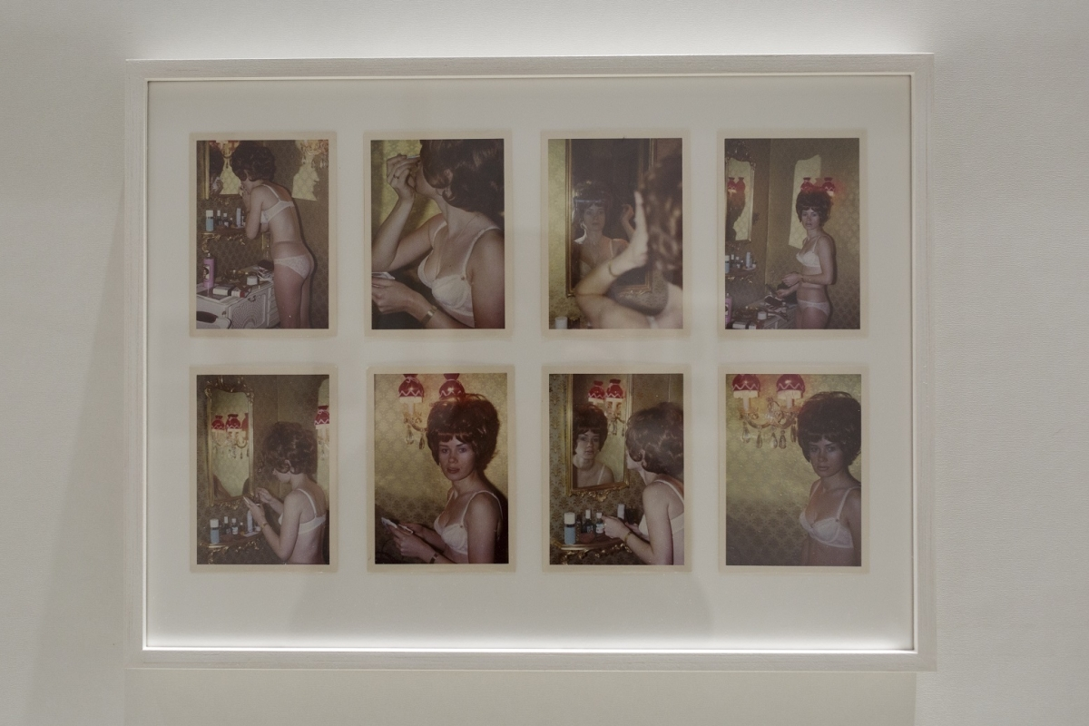 Margaret-Chronicle of an Affair, May 1969-December 1970. (Fragment). Courtesy Delmes & Zander, Cologne, Germany. Photo: Andrejs Strokins. Latvian Centre for Contemporary Art, 2017