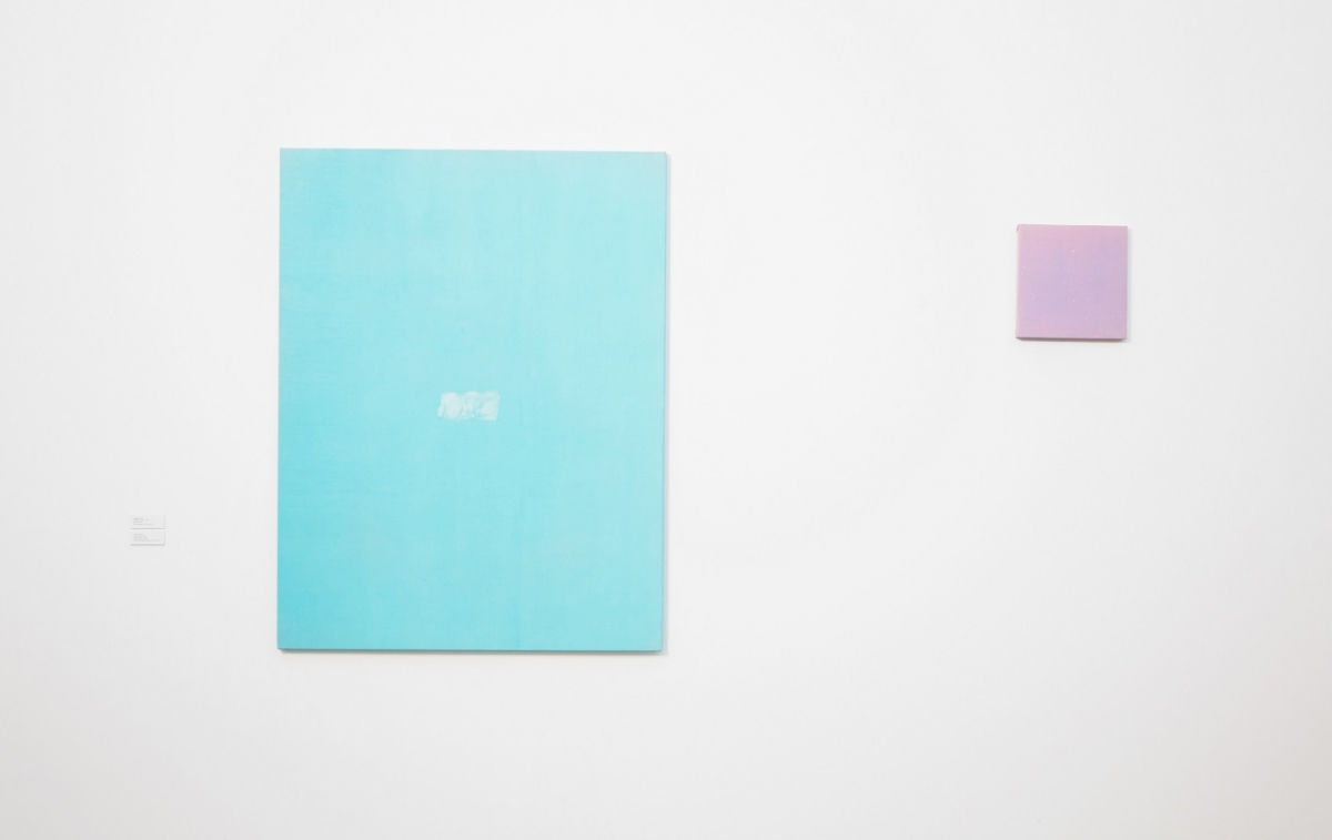 Private conversation, exhibition view, 2017, Pamėnkalnio gallery