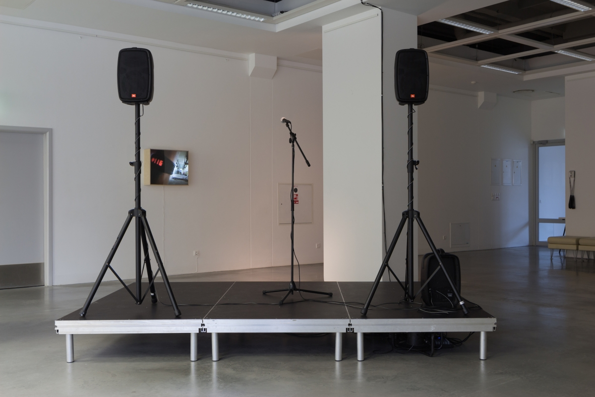 Rytis Urbanskas, Open mic, 2017
