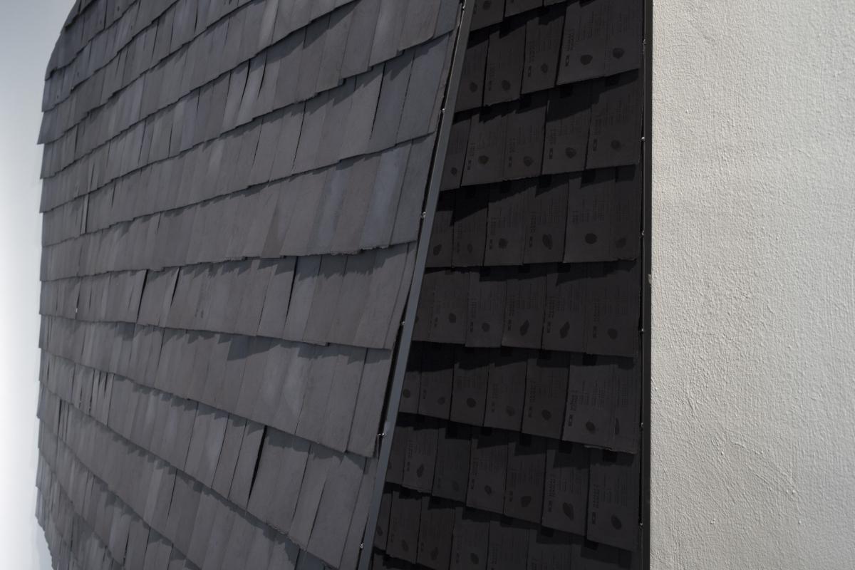 Roma Auškalnyte, Rooftop, 2017, Collections, photo: Finnish National Gallery/Pirje Mykkänen