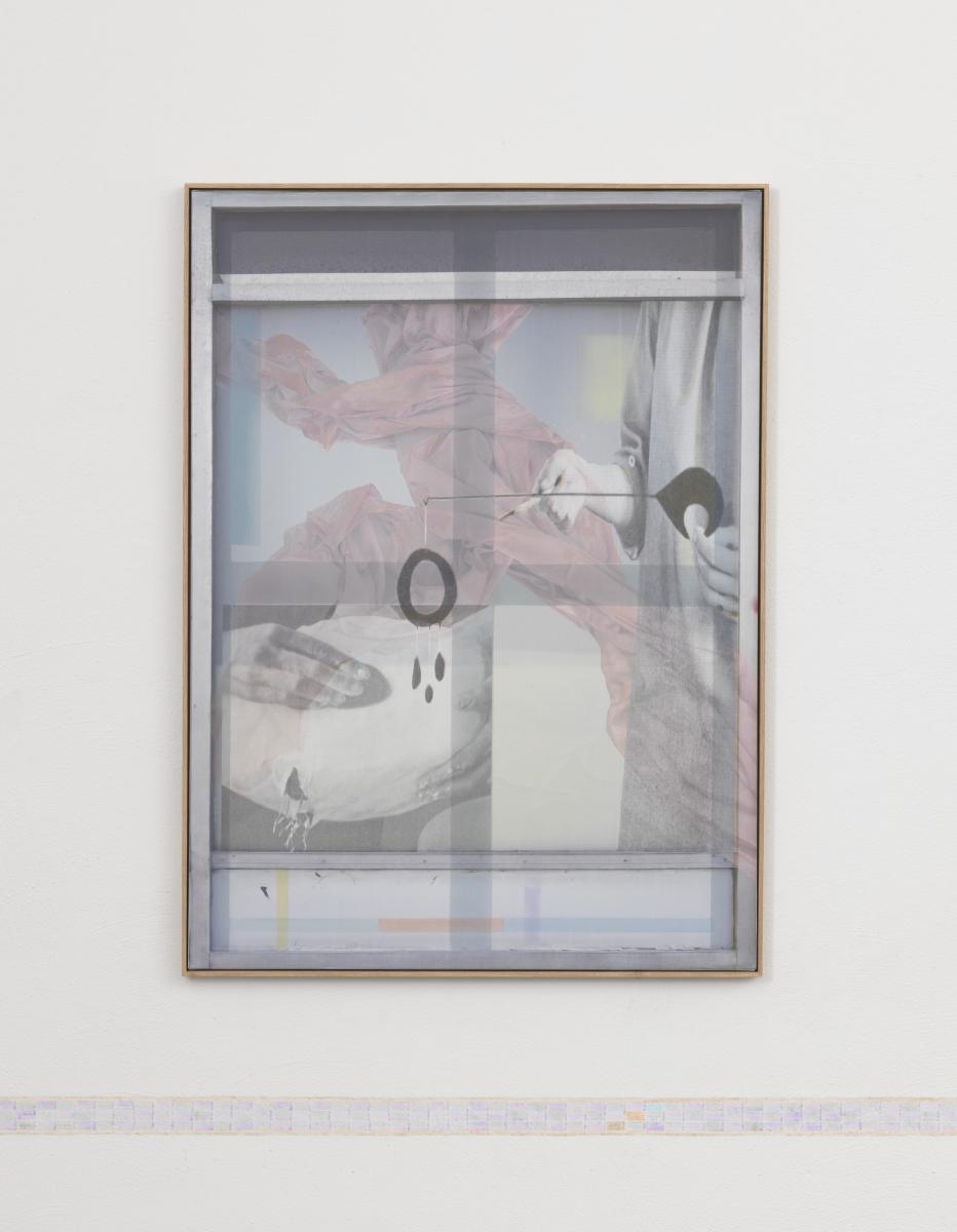 Inga Meldere, Other Balance, 2017-18, 134 x 98 cm, Collections, photo: Finnish National Gallery/Pirje Mykkänen