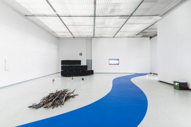 Exhibition view, CAC, Vilnius, 2018