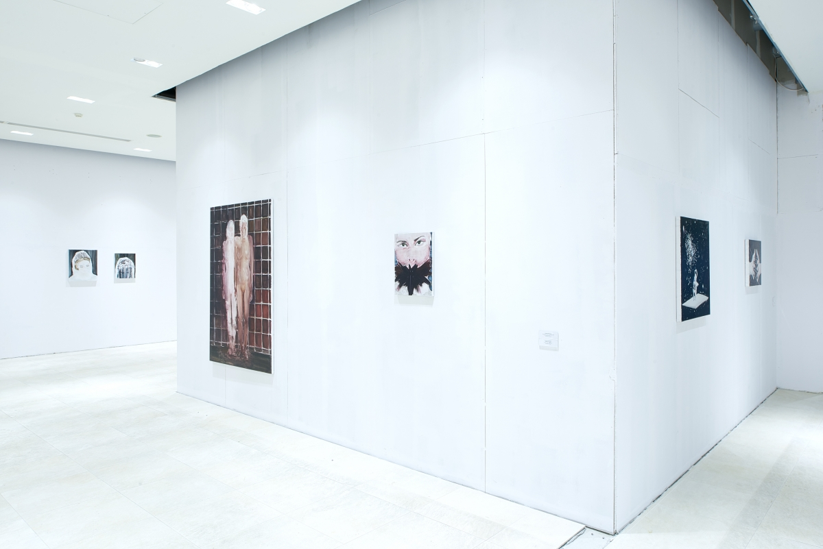 Kristina Ališauskaitė, 'Realities in the Making', exhibition view, The Rooster Gallery, 2017