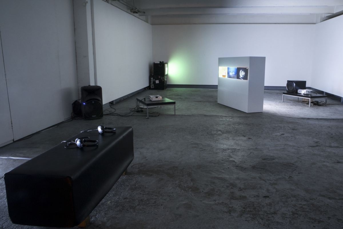 WORK | GAME – an exhibition with Sebastian Lütgert and Sebastian Schmieg. Photo by Visvaldas Morkevičius (panke.gallery archive).