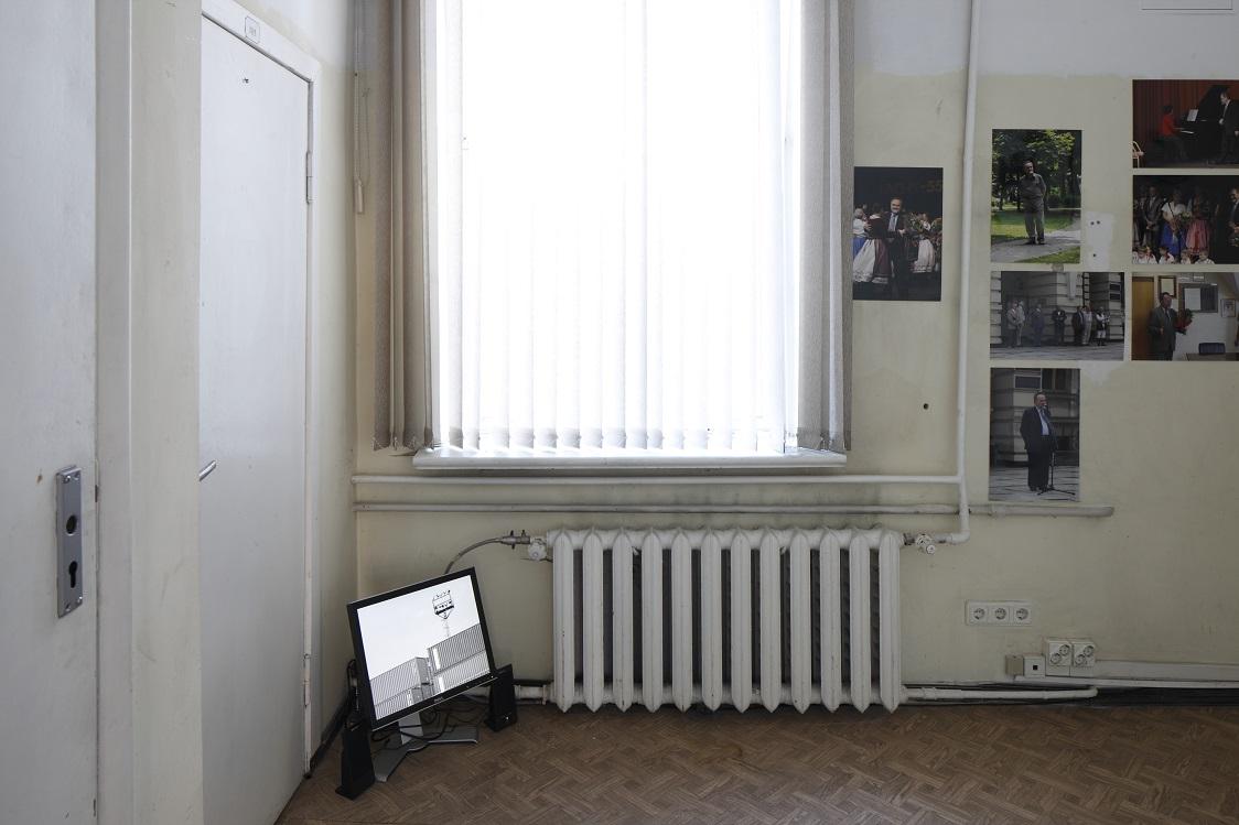 Matei Bejenaru: Maersk Dubai, 2007, Jasanský & Polák: Director/ Founder, 2011, Ádám Kokesch: Untitled, 2013