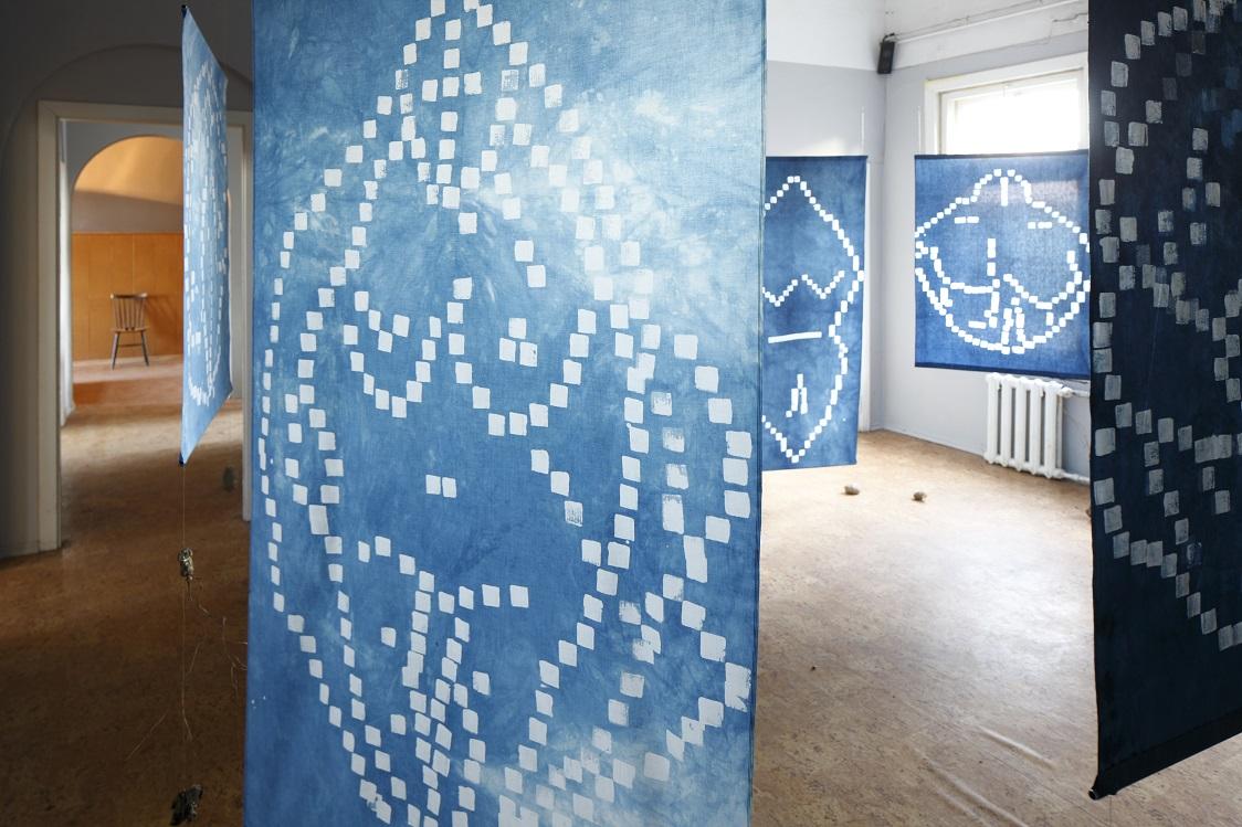 Jiří Kovanda: The Ears, 2007, Adéla Součková: On Earth  Awakening, 2017