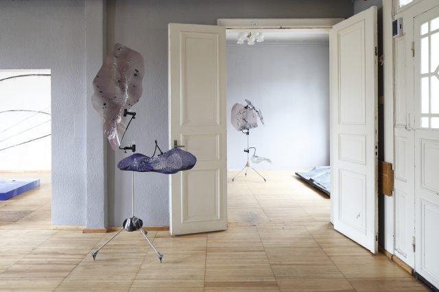 Pakui Hardware: On Demand, 2017, Martin Vongrej: Sameness in Difference, 2018, Wojciech Bąkowski: Holiday Power Supply, 2016, Piotr Łakomy: Untitled, 2017