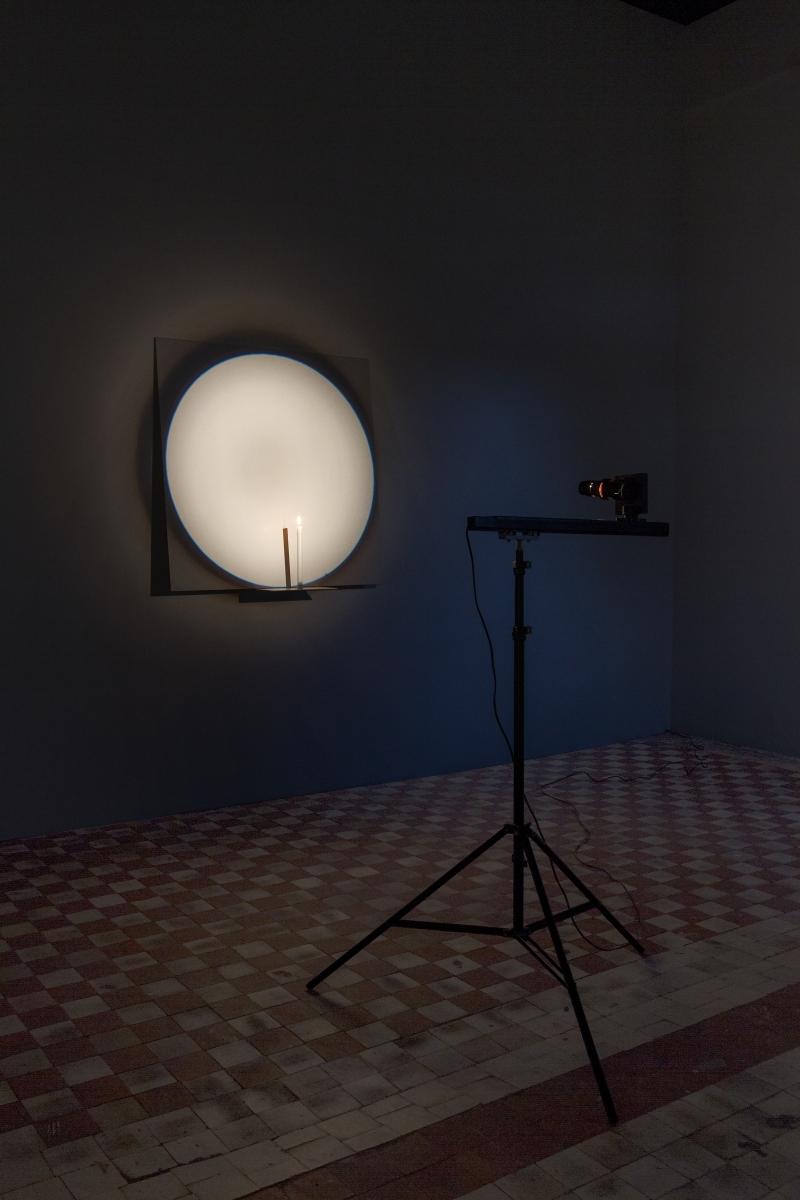 Tarvo Varres, Shadow of a Flame, 2015