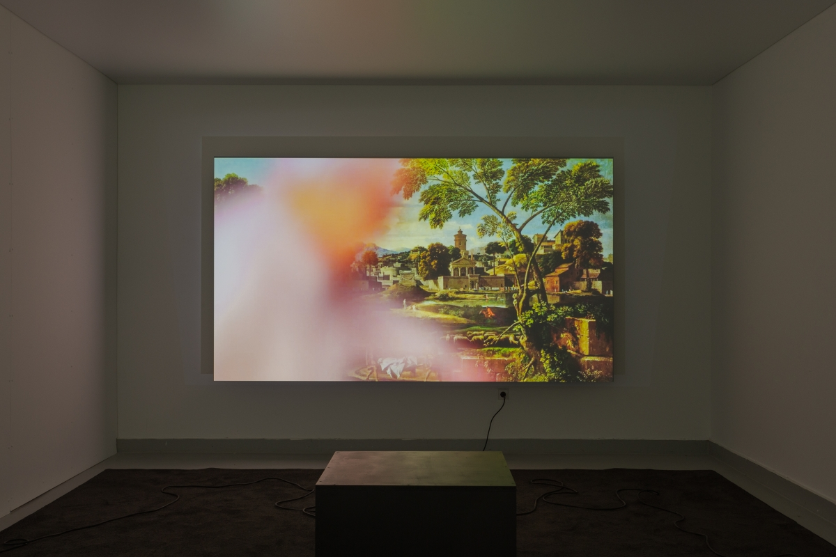 RACHEL ROSE A Minute Ago, 2014 HD Video, 8:43 min Courtesy the artist and Pilar Corrias, London