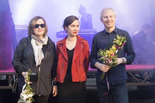 Tanja Muravskaja, Anna Škodenko, Holger Loodus Photo: Helen Melesk