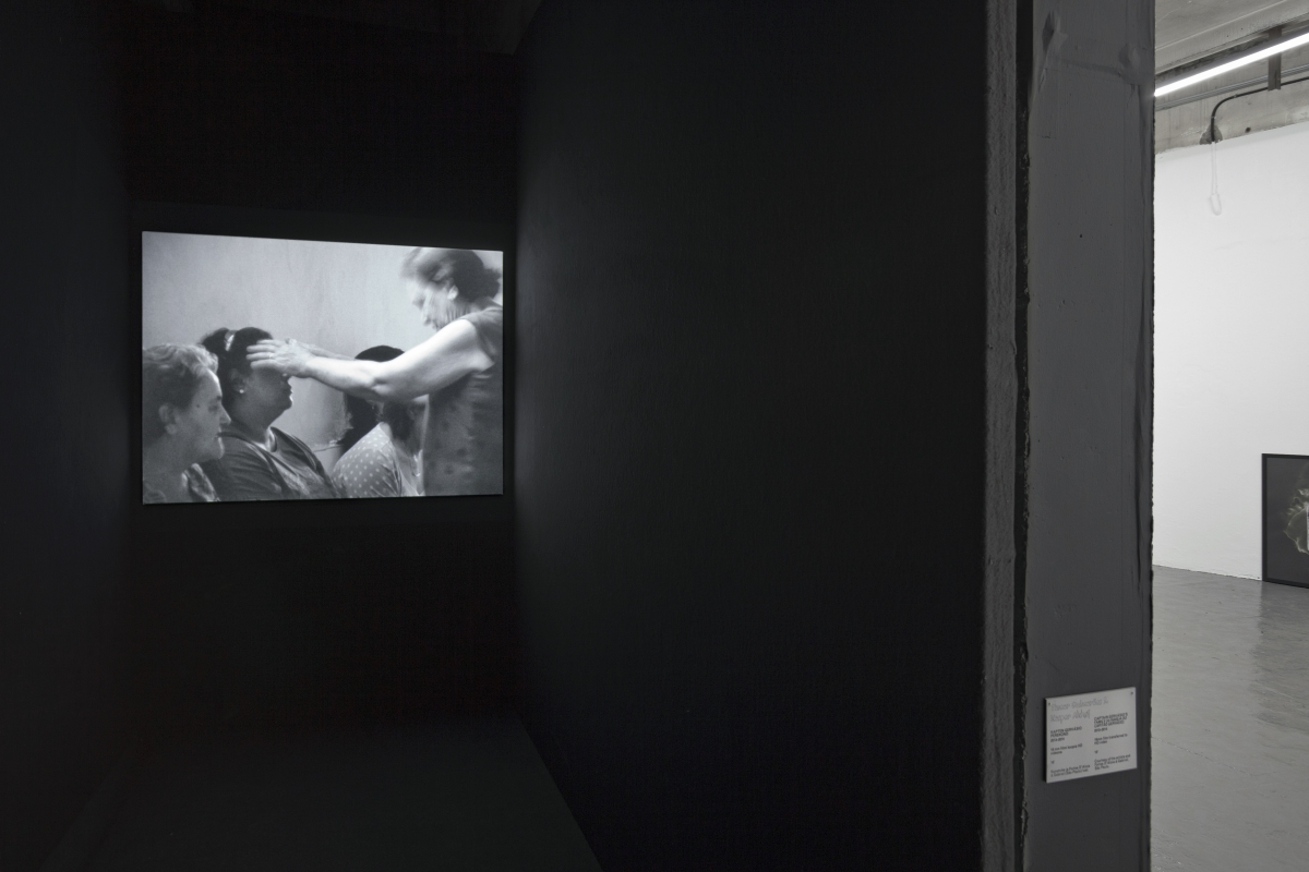 Tamar Guimarães and Kasper Akhøj. Captain Gervásio's Family. 2013–2014. 16mm film transferred to HD video. 16'. Courtesy of the artists and Fortes D'Aloia & Gabriel, São Paulo. Photo: Anu Vahtra