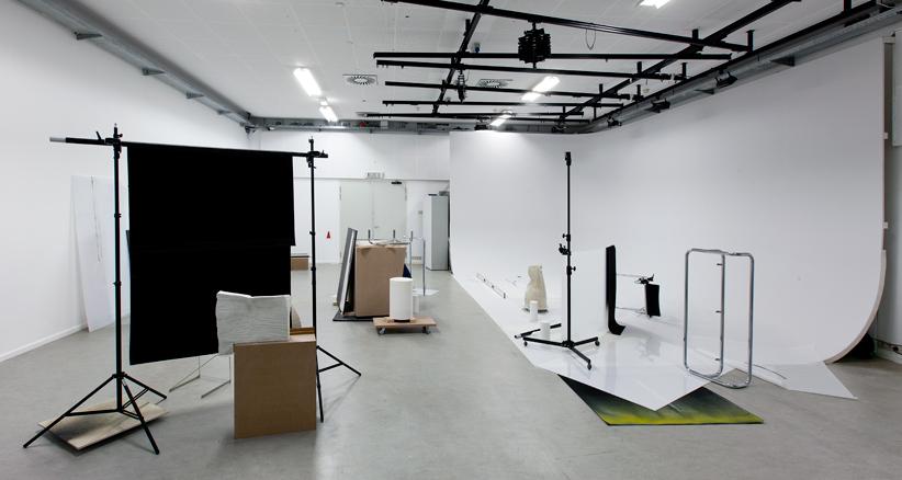 Rūta Butkutė, Pike: Straddle: Tuck, 2014. Rijksakademie, Amsterdam
