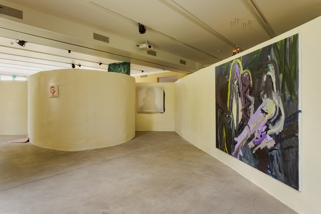 Entangled Tales, exhibition view, Rupert, 2018
