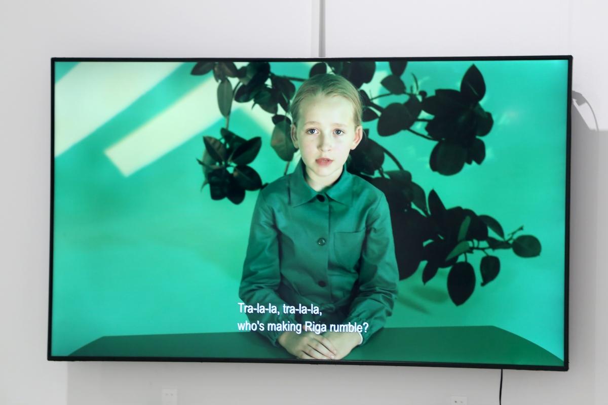 Ieva Epnere, Green School, 2017