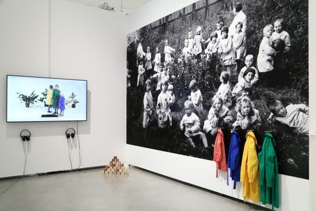 Ieva Epnere, Green School, 2017. Photo: Margarita Ogoļceva, 2018, Latvian Centre for Contemporary Art