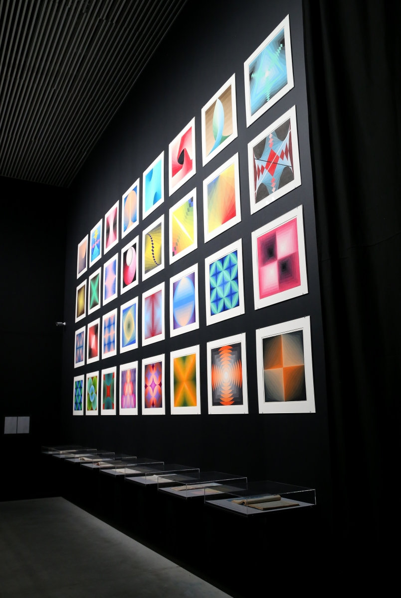 Zanis Waldheims, Drawings, 1965-1988