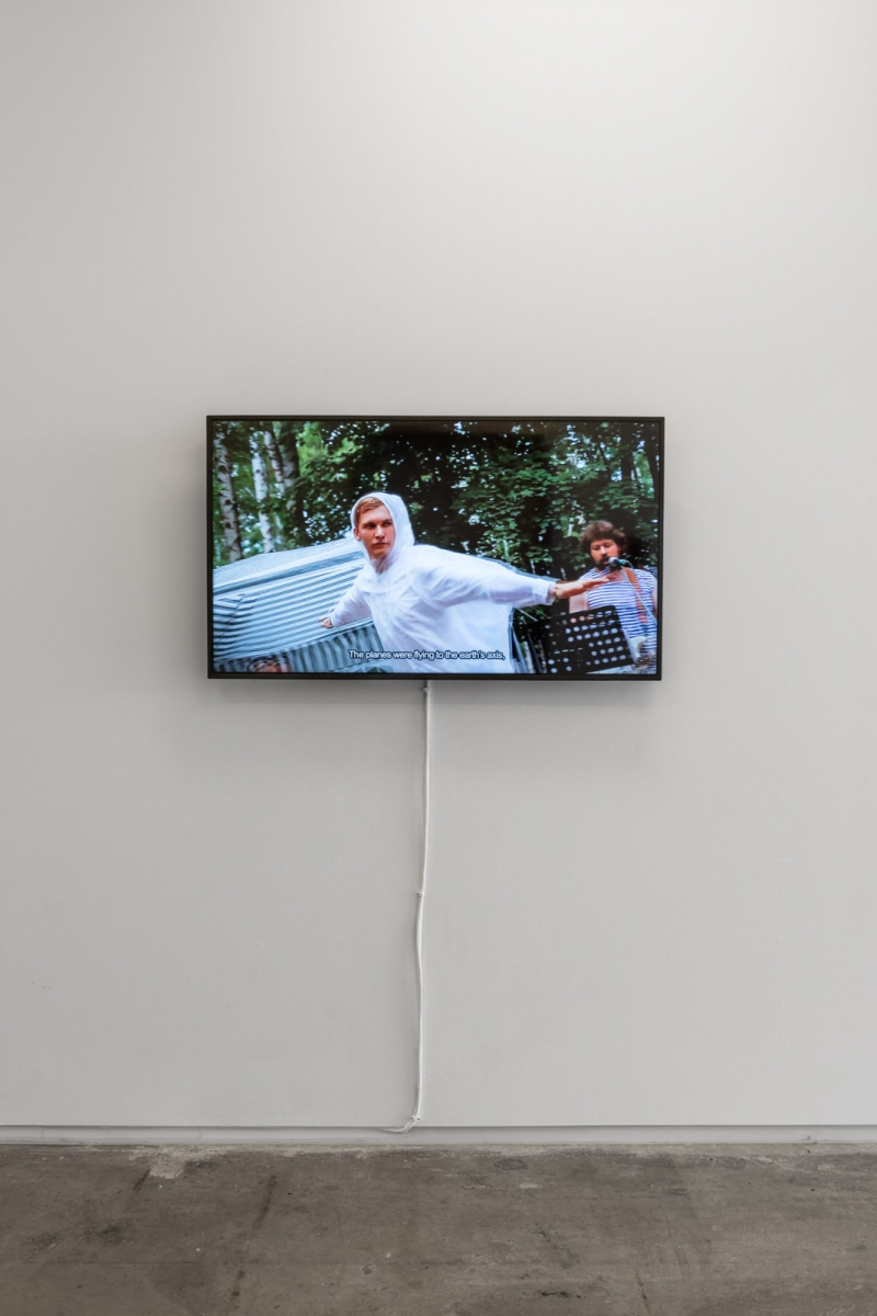 Emily Newman, The New Chelyushkinites, 2012–14 Digital video (duration: 25 minutes) Courtesy the artist