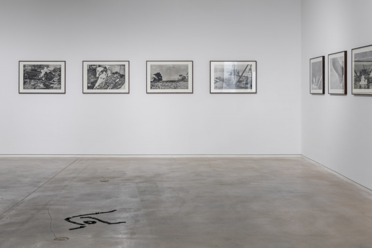 Tacita Dean, The Russian Ending, 2001 21 1/4 × 31 1/4 inches each Courtesy of Peter Blum Gallery, New York