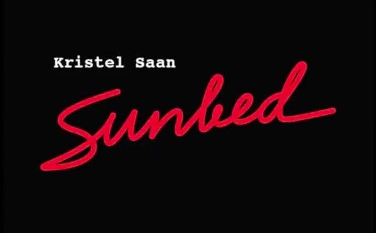 "Kristel Saan ""Sunbed"", video 9min 55sec, 2012. Photo: Madis Kats"