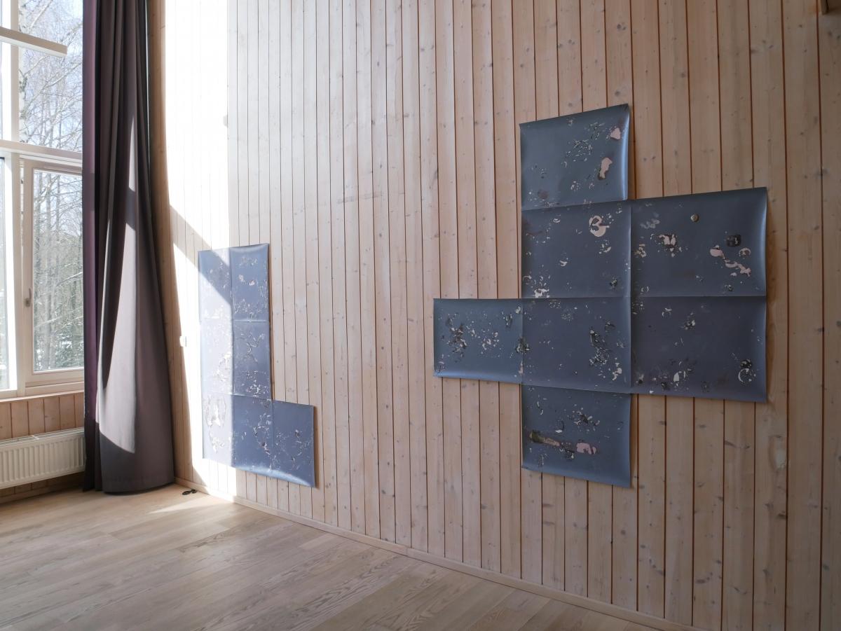 Laurie Kang, Open Studios, Rupert, 2018