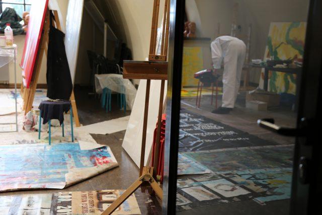 """Mark Rothko"" symposium at Daugavpils Mark Rothko Art Centre."